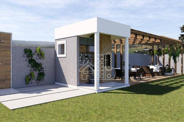 Casa com 3 dormitórios à venda, 100 m² por R$ 495.000,00 - Jardim Atlântico Leste (Itaipua - Foto 16