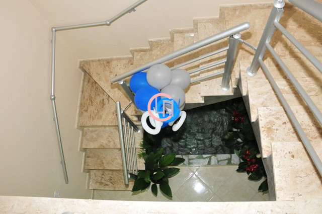 Sobrado para aluguel, 4 quartos, 2 suítes, 2 vagas, Parque Novo Oratório - Santo André/SP - Foto 3