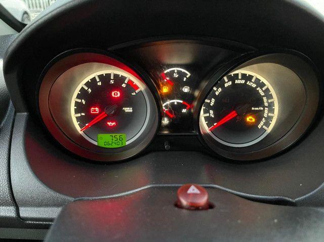 Ford - Fiesta 1.0 2011 completo de tudo e de ÚNICO DONO COM APENAS 60.000km rodado - Foto 8