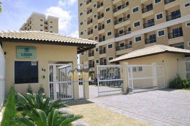 Apartamento Com Área de Lazer Completa no Jóquei Clube 02 Quartos
