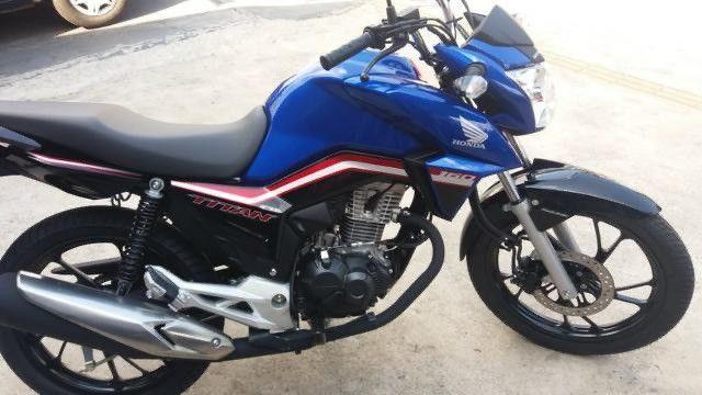 MOTO TITAN 160 - Foto 3
