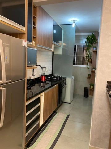 Lindo Apartamento Residencial Itayami Todo Planejado Próximo U.F.M.S - Foto 5