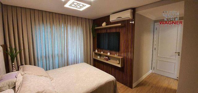 Apartamento com 3 dormitórios à venda, 116 m² por R$ 975.000 - Balneário - Florianópolis/S - Foto 4
