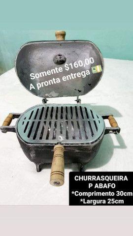 CHURRASQUEIRA A BAFO - Foto 2