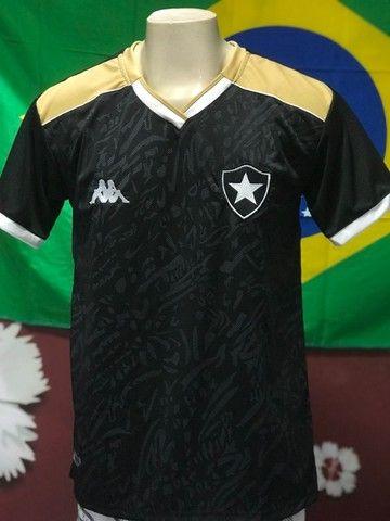 Camisa de Time Botafogo Premium