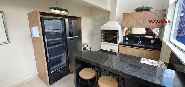 Apartamento com 3 dormitórios à venda, 116 m² por R$ 975.000 - Balneário - Florianópolis/S - Foto 19