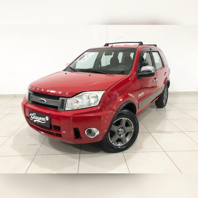 Ford Ecosport 1.6 Xlt Flex 5p 105 hp - Foto 2