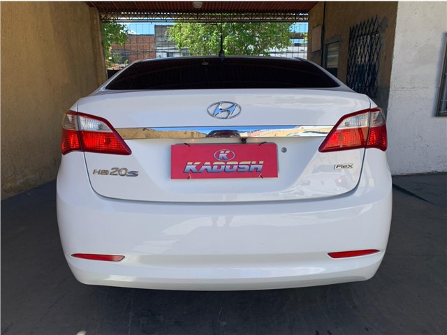 Hyundai Hb20s 2015 1.0 comfort plus 12v flex 4p manual - Foto 4