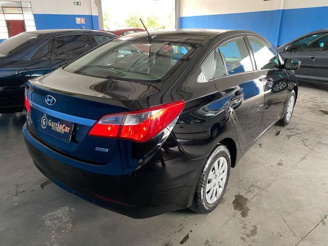 Hyundai  HB20 SEDAN 1.0 12V 2015 único dono placa i - Foto 11