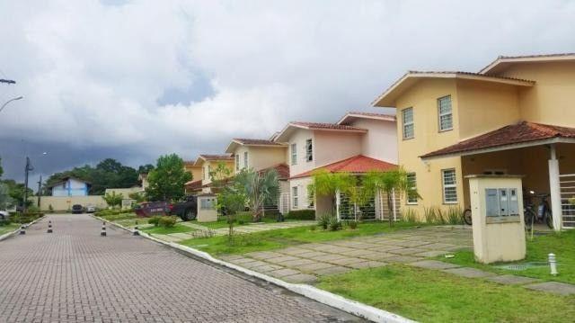 (**)Casa com 03 Dorm. Duplex em Condomínio, na Colônia Japonesa próximo Av. das Torres(**) - Foto 2