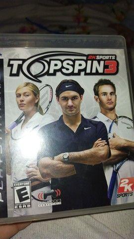 Jogo Topspin3 - Foto 3