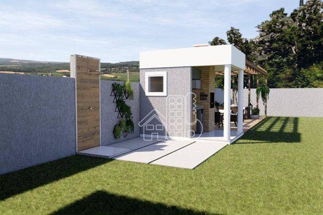 Casa com 3 dormitórios à venda, 100 m² por R$ 495.000,00 - Jardim Atlântico Leste (Itaipua - Foto 15