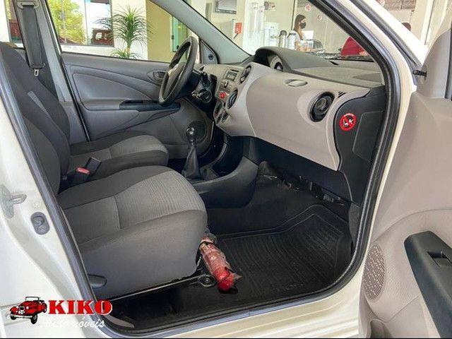 Toyota ETIOS XS 1.3 Flex C/ 56 Mil Km  - Foto 6