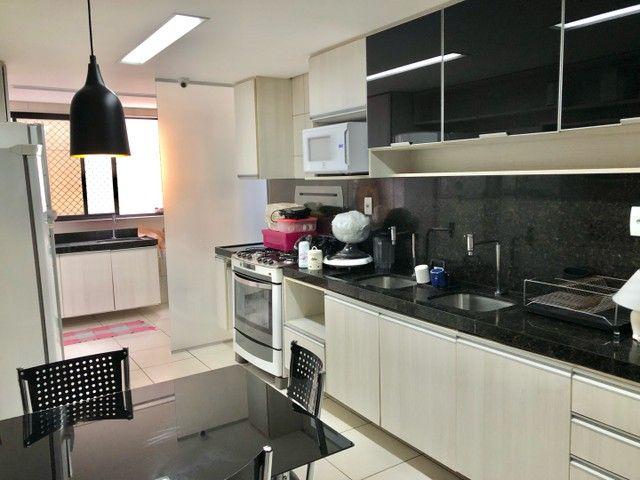 Apartamento com 3 suítes + Lavabo + varanda gourmet  - Foto 8