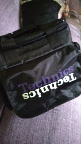 Case technics para lp vinil