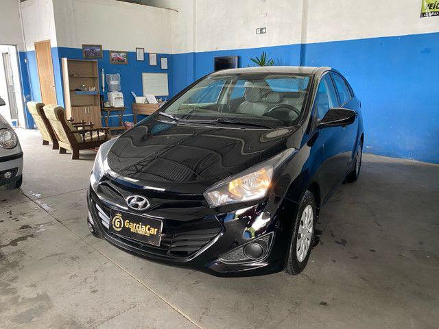 Hyundai  HB20 SEDAN 1.0 12V 2015 único dono placa i - Foto 4