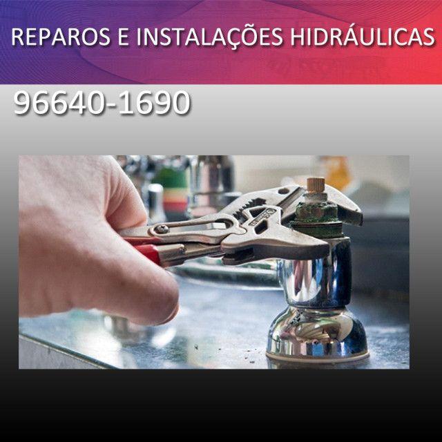 Bombeiro hidráulico na Abolição RJ