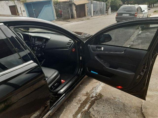 Kia Cadenza V6 2011 Blindado - Foto 9