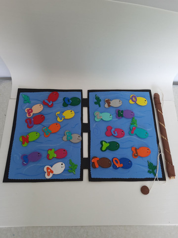 Pesca alfabeto  - Foto 2