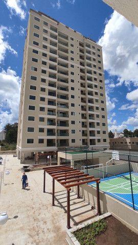 Na Olivia Flores, apartamentos de 2 ou 3 quartos com varanda Gourmet - Foto 2