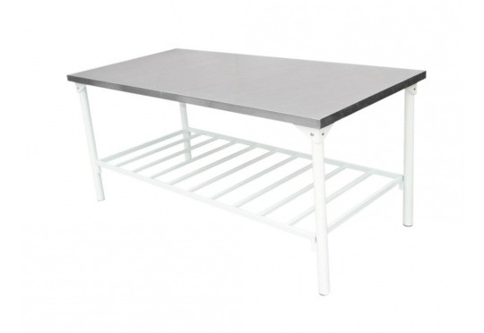 mesa pés pintura epoxi - Airton Jr