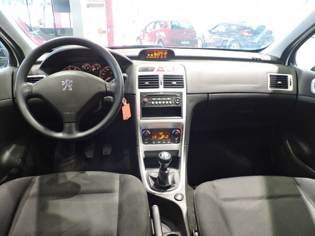 Peugeot 307 Hatch Presence Pack 1.6 16V Flex 2012 4P - Foto 6