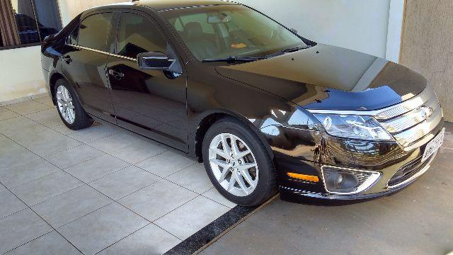 Ford Fusion 11-12