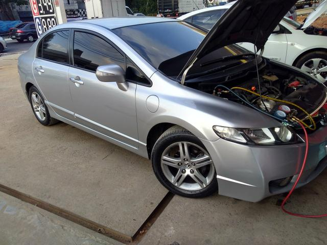 New Civic EXS 2008