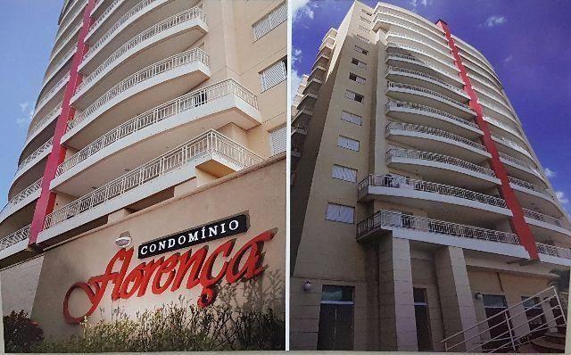 Apartamento 3 dormitórios no Condomínio Florença 2o. andar