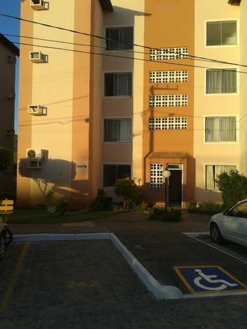 Apartamento na Farolândia - Cond. Luar da Praia 2/4, sl, cz projetada, prox. UNIT