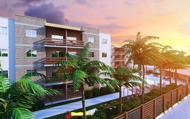 Solaris Praia apartamento em Luis Correia