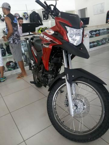 Honda XRE 190 Alagoas Motos