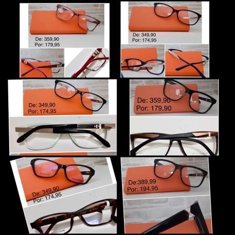 2a4bc3fed Armações de óculos de grau NOVAS - Beleza e saúde - Centro, Campo ...