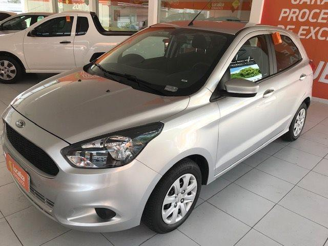 FORD KA 2017/2018 1.0 TI-VCT SE 12V FLEX 4P MANUAL - Foto 4