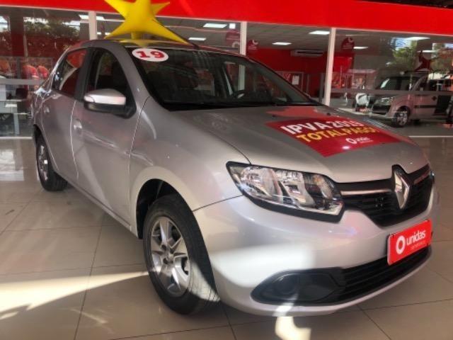 Renault Logan Exp 1.6 2019 - Foto 3