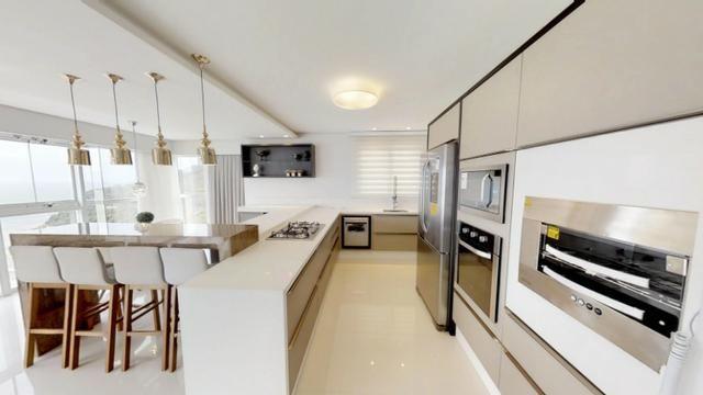 Apartamento Alto Padrão Finamente Decorado 4 Suítes - Foto 11