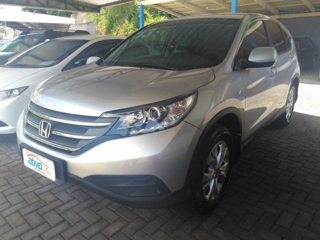 Honda CR-V Lx Flex Aut Ano 2013