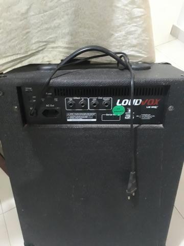 Vendo Guitarra Memphis By Tagima e Caixa de Som Loud Vox - Foto 2