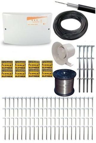 Instalação de cerca elétrica com e sem concertina - Foto 3