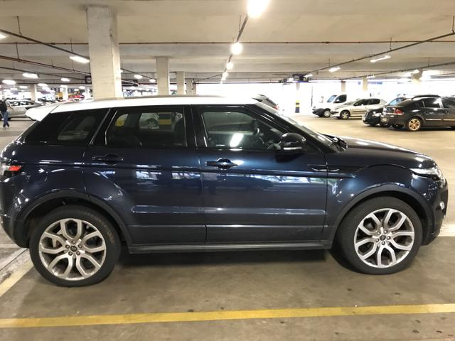 Range Rover Evoque Dynamic 2013 - Foto 12