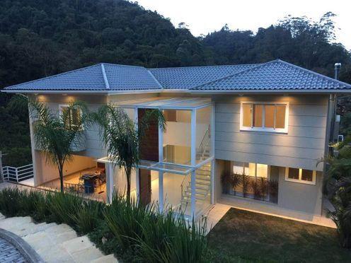 Casa de condomínio à venda com 4 dormitórios em Quitandinha, Petrópolis cod:126 - Foto 20