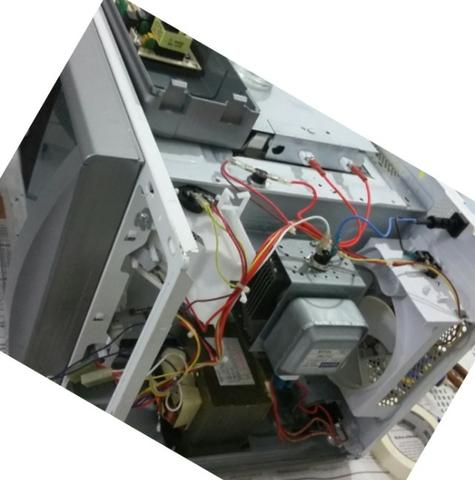 Conserte seu microondas com quem tem mais de 10 anos de experiência !!! - Foto 2