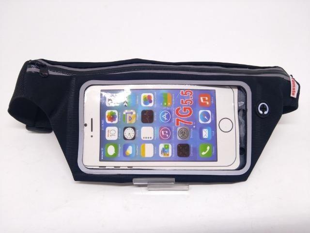 Pochete esportiva para Smartphone. Entrega Grátis em Fortaleza - Foto 3