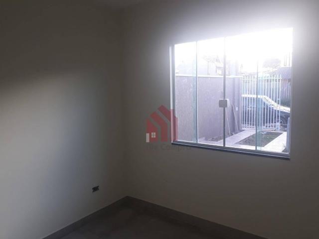 Casa à venda, 40 m² por r$ 180.000 - umbará - curitiba/pr - Foto 4