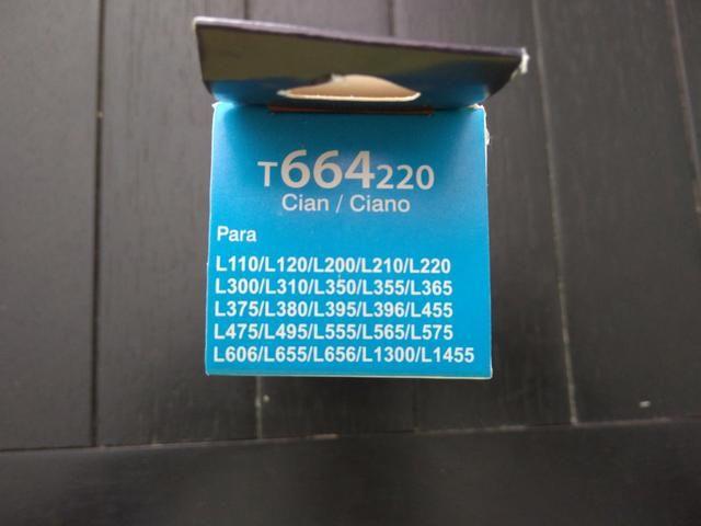 Tintas Epson 664 - Foto 5