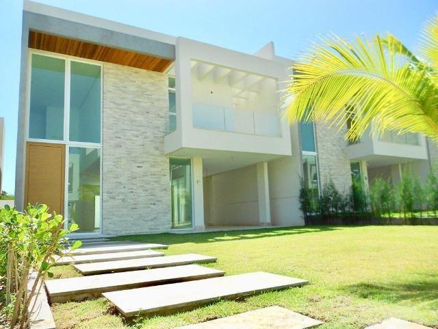 Casa duplex no Condomínio Carmel Bosque Duo. CA0779
