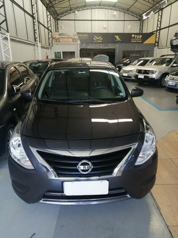Nissan versa 1.6 Aut cvt