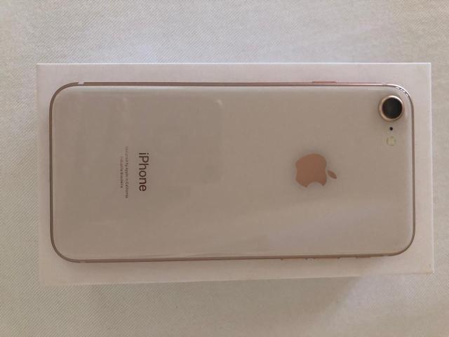 Iphone 8 64gb dourado - Foto 3