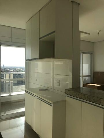 Alugo apartamento no edifício Exclusive semi mobiliado, - Foto 12