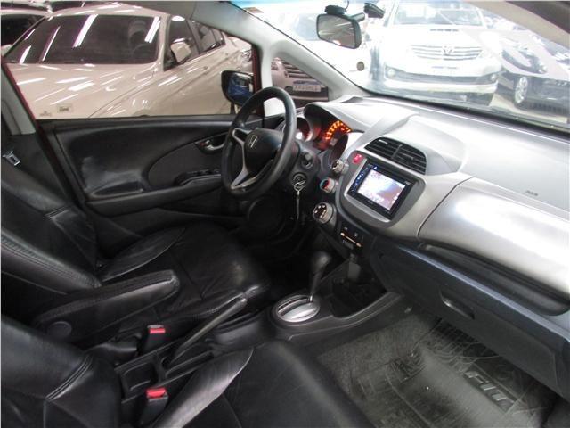 Honda Fit 1.4 lxl 16v flex 4p automático - Foto 8
